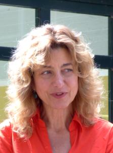 Ein Foto der Schulleiterin Frau Wedekind