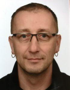Ein Foto vom Hausmeister Herrn Bartzsch