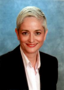 Frau Bock, Konrektorin der Pestalozzi-Schule.