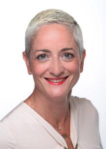Die Konrektorin Frau Cornelia Thienel